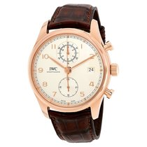 IWC Portuguese Chronograph Red gold 42mm