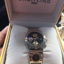 Breitling Chronomat Windrider UTC Gold/Steel