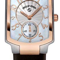Philip Stein Signature Staal 39mm Parelmoer