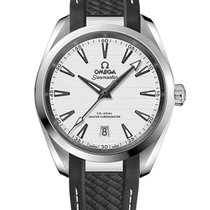 Omega Seamaster Aqua Terra Steel 38mm Silver