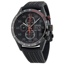 TAG Heuer Men's CAR2A83.FT6033 Carrera Watch