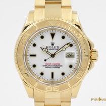 "Rolex Yacht-Master Yellow Gold ""Swiss"" B&P"