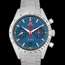 Omega Speedmaster '57 neu Automatik Uhr mit Original-Box und Original-Papieren 331.10.42.51.03.001