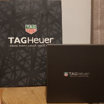 TAG Heuer Carrera Calibre 36 Steel 43mm Black Singapore, Singapore