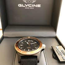 Glycine Steel 42mm Automatic GL0093 new Australia, mill park