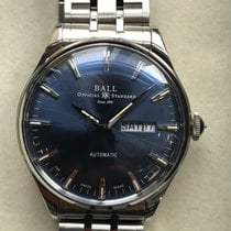 Ball Trainmaster Eternity NM2080D-SJ-BE neu