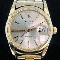 Rolex 6694 Staal 1961 Oyster Precision 34mm tweedehands