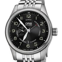Oris Big Crown Small Second Pointer Day 01 745 7688 4064-07 8 22 30 new