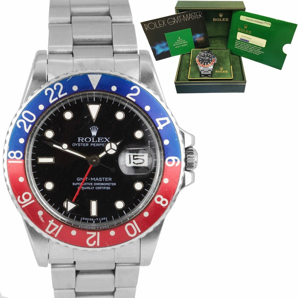 7002bbe34 Pre-owned Rolex GMT-Master | buy a pre-owned Rolex GMT-Master watch