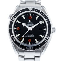 Omega 2200.51.00 Steel 2010 Seamaster Planet Ocean 45.5mm pre-owned