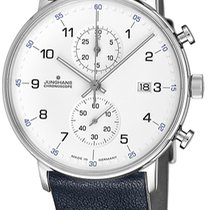 Junghans FORM C Steel White United States of America, New York, Brooklyn