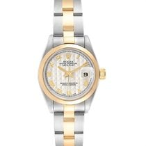 Rolex Oyster Perpetual Lady Date 69163 1994 pre-owned