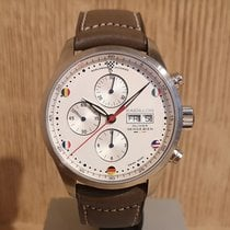 Raidillon 鋼 42mm 自動發條 Raidillon Chronographe 42-C10-173 - 28/55 二手
