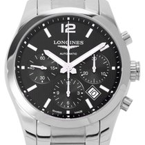 Longines Conquest Classic Stal 41mm