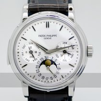 Patek Philippe Minute Repeater Perpetual Calendar Platinum 36mm White