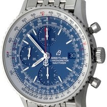 Breitling Navitimer Heritage Steel 41mm Blue No numerals United States of America, Texas, Dallas