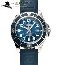 Breitling Superocean II 42 Steel 42mm Blue
