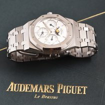 Audemars Piguet Steel 39mm Automatic 25820st.oo.0944st.03 pre-owned