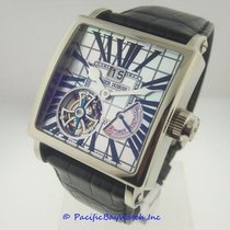 Roger Dubuis Golden Square G40 030 GN1G.7A new