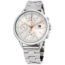 Tommy Hilfiger Steel 40mm Quartz 1781787 new United States of America, New York, Brooklyn