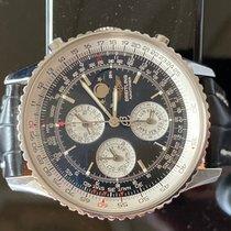 Breitling A19340 Zeljezo 2002 Montbrillant Olympus 43mm rabljen