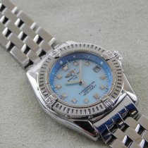 Breitling Callistino Steel 29mm Mother of pearl