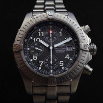 Breitling Super Avenger Titan 44mmmm Grau Arabisch Schweiz, Nyon