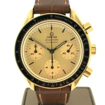 Omega Speedmaster Redeuced Chronograph 18 K gold