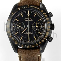 "Omega Speedmaster ""dark Side Of The Moon"" – Vintage Black..."