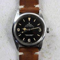 Rolex Vintage Gilt Explorer Space Dweller 1016