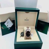 Rolex 126331 Rolex Datejust II Steel Rose Gold Chocolate Dial...