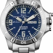 Ball Engineer Hydrocarbon Spacemaster DM2036A-S5CA-BE new