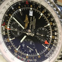 Breitling Navitimer World GMT 46 Chronograph Chronometer