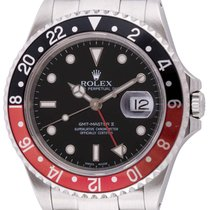 Rolex : GMT-Master II 'Coke' :  16710 :  Stainless Steel :...