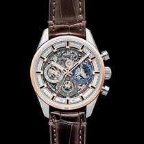 Zenith El Primero Chronomaster Rose gold United States of America, California, San Mateo