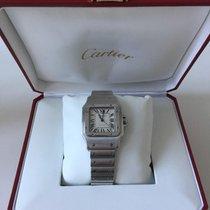 Cartier Santos Galbée XL avec boîte et papiers