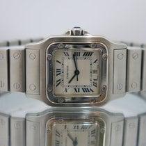 Cartier Santos Galbée pre-owned 29mm Steel