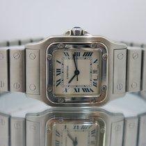 Cartier Santos Galbée with Box