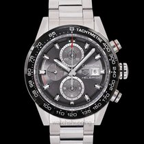 TAG Heuer Carrera Calibre HEUER 01 Ceramic 43.00mm Grey United States of America, California, San Mateo