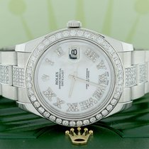 Rolex Datejust II Steel 41mm Mother of pearl Roman numerals United States of America, New York, New York