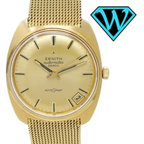 Zenith Very good Yellow gold 32.4mm Automatic