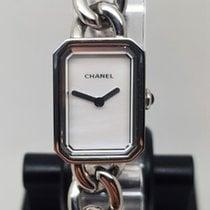 Chanel Acier 16mm Quartz H3249 nouveau