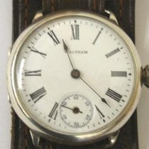 Waltham Silver Manual winding pre-owned United Kingdom, Hitchin, Herts