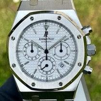 Audemars Piguet 25860ST Staal Royal Oak Chronograph 39mm tweedehands