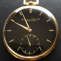 IWC Watch pre-owned 1945 Yellow gold 50mm Manual winding Watch only