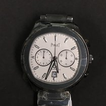 Piaget Polo S new 2019 Automatic Chronograph Watch with original box and original papers G0A41004
