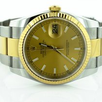 Rolex Datejust Gold/Steel 36mm United States of America, Georgia, Snellville