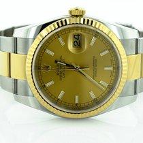 Rolex Datejust Gold/Steel 36mm