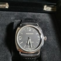 Panerai Steel 45mm Manual winding PAM 00210 pre-owned Singapore, Singapore