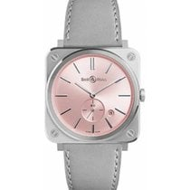 Bell & Ross BR S Steel 39mm Pink